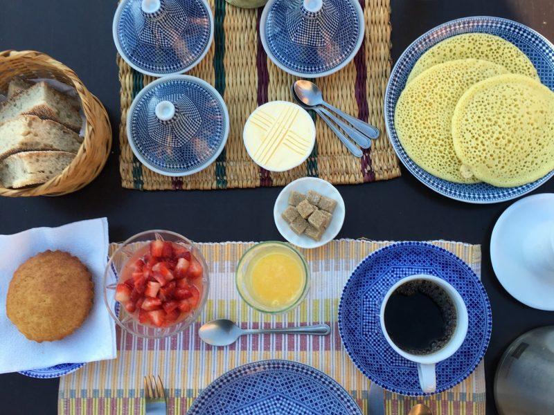 capac-tavola colazione etno